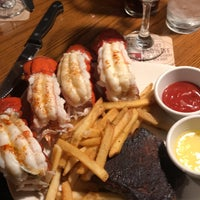 Photo taken at Outback Steakhouse by Victor T. on 2/15/2018