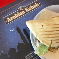 Photo taken at Arabian Kebab by Kristina on 3/19/2016