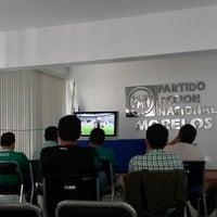 Photo taken at CDE PAN Morelos by Julio T. on 6/13/2014