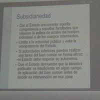 Photo taken at CDE PAN Morelos by Julio T. on 4/12/2013