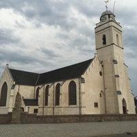 Photo taken at Oude Kerk by Joke V. on 6/5/2015