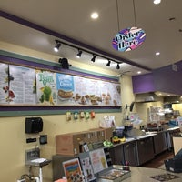 Photo taken at Tropical Smoothie Cafe by Kenya R. on 6/8/2017