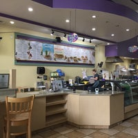 Photo taken at Tropical Smoothie Cafe by Kenya R. on 3/1/2017