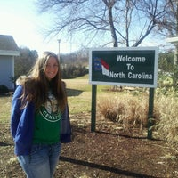 Photo taken at North Carolina Welcome Center by D G. on 12/29/2012