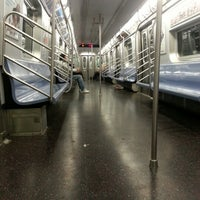 Photo taken at MTA Subway - Q Train by Anatoliy L. on 12/9/2012
