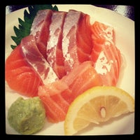 Photo taken at Tsumura Sushi Bar & Restaurant by Chel P. on 12/29/2012
