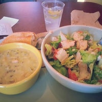Photo taken at Panera Bread by Jean H. on 9/10/2013