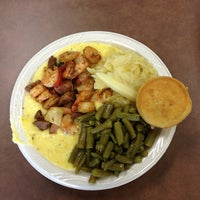 Photo taken at Nana's Soul Food Kitchen by Kerry F. on 6/23/2013