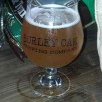 Photo taken at Burley Oak Brewing Company by David B. on 6/15/2013