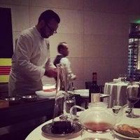 Photo taken at Restaurant Guy Savoy by Da Jung K. on 11/16/2014