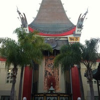 Photo taken at The Great Movie Ride by Rick G. on 2/2/2013