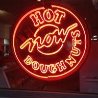 Photo taken at Krispy Kreme Doughnuts by Scott L. on 11/17/2012