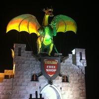 10/10/2012 tarihinde Sandra K.ziyaretçi tarafından Excalibur City'de çekilen fotoğraf