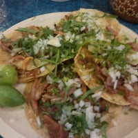 Photo taken at Tacos Don Manolito by Seth H. on 1/18/2015