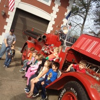 Photo taken at Antique Firehouse by Paige S. on 2/9/2013