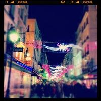 Photo taken at Drôle d'Endroit pour une Rencontre by Lidia S. on 12/1/2012