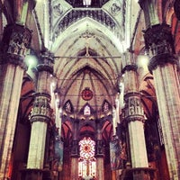 Photo taken at Milan Cathedral by Lidia S. on 5/5/2013