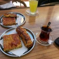 Photo taken at Boğaziçi Pastanesi by Murat K. on 10/7/2012