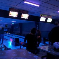 Photo taken at Pla-Mor Lanes by Katie J. on 10/27/2012