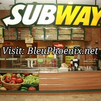 Photo taken at SUBWAY by Ronald S. on 4/4/2014