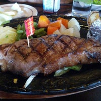 Photo taken at Chokchai Steak House by Nicky N. on 2/24/2013