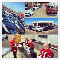 Photo taken at Lexus of Chandler by Penske Automotive A. on 10/18/2013