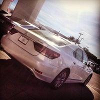 Photo taken at Lexus of Chandler by Penske Automotive A. on 1/7/2014