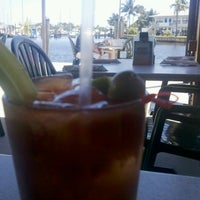 Photo taken at Shrimper's Grill & Raw Bar by Walt B. on 5/15/2013
