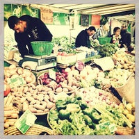 Photo taken at Marché d'Aligre by Antoine D. on 1/6/2013