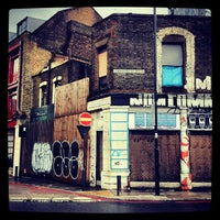 Photo taken at Brick Lane by Antoine D. on 11/4/2012