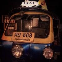 Photo taken at Tuk Tuk Thaï by Antoine D. on 12/11/2013