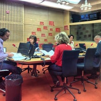 Photo taken at RTL by Antoine D. on 8/28/2013