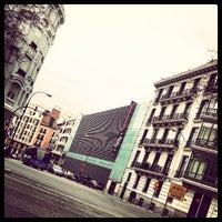 Photo taken at Albergue Juvenil Municipal de Madrid by Valentí P. on 3/16/2013