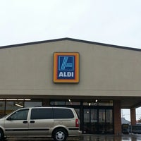Photo taken at Aldi by Larry G. on 2/23/2013