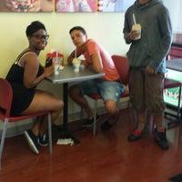 Photo taken at Rita's Ice Custard by Anthony M. on 8/28/2014