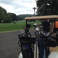 Photo taken at Big Met Golf Course by Devin R. on 8/31/2014