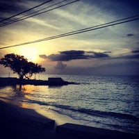 Photo taken at Negril West End by Mike R. on 7/18/2013
