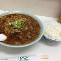 Photo taken at 浜っこラーメン by かっし on 3/16/2013
