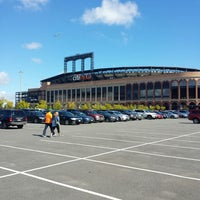 Photo taken at Citi Field Parking Lot by Andwele M. on 9/29/2013