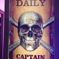 Photo taken at Captain Hooks by Kriss K. on 11/3/2013