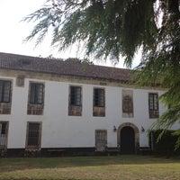 Foto tomada en Pazo de Santa Cruz de Rivadulla por Marta el 8/9/2014