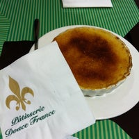 Photo taken at Pâtisserie Douce France by Tatiana M. on 12/31/2012