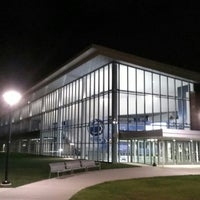 Photo taken at Pegula Ice Arena by Charlotte L. on 9/13/2013
