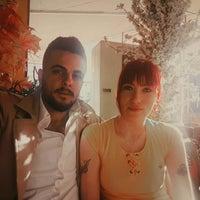 Photo taken at Naz Cafe by Duygu Ç. on 3/7/2016