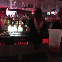Photo taken at Empire Bar & Grill by Rob M. on 11/14/2015