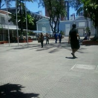 Photo taken at Colégio Batista Santos Dumont by João Florence N. on 10/28/2012