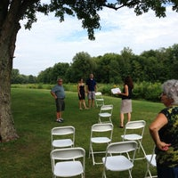 Photo taken at The Golf Club at Blue Heron Hills by Shawn on 8/30/2013