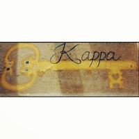 Photo taken at Kappa Kappa Gamma by Morgan D. on 9/9/2013