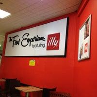 Photo taken at Food Emporium by Cleusa B. on 11/14/2012