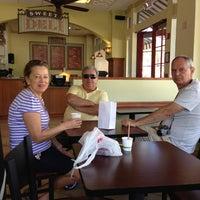 Photo taken at Market Street Cafe by Cleusa B. on 5/8/2013